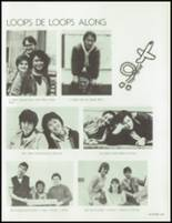 1985 Ingraham High School Yearbook Page 132 & 133