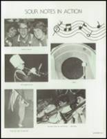 1985 Ingraham High School Yearbook Page 136 & 137