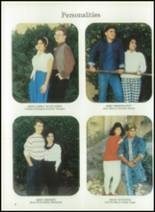 1990 Jal High School Yearbook Page 10 & 11