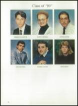 1990 Jal High School Yearbook Page 14 & 15