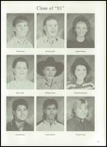 1990 Jal High School Yearbook Page 16 & 17