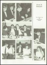 1990 Jal High School Yearbook Page 22 & 23