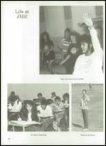 1990 Jal High School Yearbook Page 32 & 33