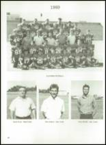 1990 Jal High School Yearbook Page 42 & 43