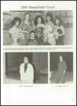 1990 Jal High School Yearbook Page 46 & 47