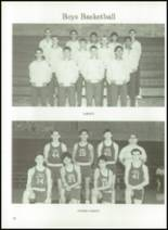 1990 Jal High School Yearbook Page 52 & 53