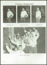 1990 Jal High School Yearbook Page 54 & 55