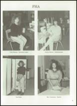 1990 Jal High School Yearbook Page 78 & 79