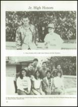 1990 Jal High School Yearbook Page 86 & 87