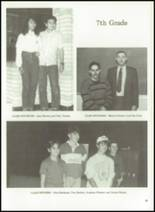 1990 Jal High School Yearbook Page 92 & 93