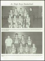 1990 Jal High School Yearbook Page 100 & 101