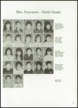1990 Jal High School Yearbook Page 106 & 107