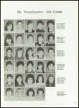 1990 Jal High School Yearbook Page 108 & 109