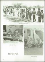 1990 Jal High School Yearbook Page 124 & 125