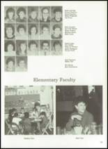1990 Jal High School Yearbook Page 128 & 129