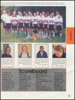 1999 Norman High School Yearbook Page 98 & 99