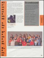 1999 Norman High School Yearbook Page 100 & 101