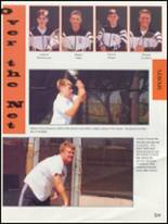 1999 Norman High School Yearbook Page 124 & 125