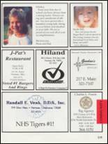 1999 Norman High School Yearbook Page 184 & 185