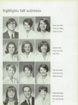 1968 independence high school yearbook page 72 73