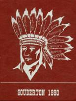 1980 Yearbook Souderton High School