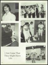 1978 Cathedral High School Yearbook Page 22 & 23
