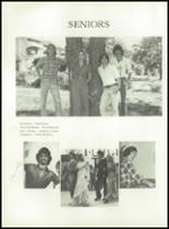 1978 Cathedral High School Yearbook Page 32 & 33