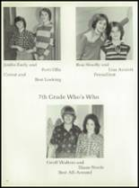 1978 Cathedral High School Yearbook Page 76 & 77