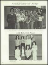 1978 Cathedral High School Yearbook Page 110 & 111