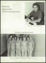 1978 Cathedral High School Yearbook Page 134 & 135