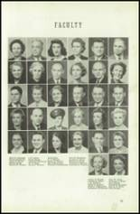 1945 Northeast High School Yearbook Page 16 & 17