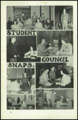 1945 Northeast High School Yearbook Page 22 & 23