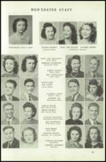 1945 Northeast High School Yearbook Page 26 & 27