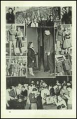 1945 Northeast High School Yearbook Page 30 & 31