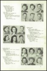 1945 Northeast High School Yearbook Page 44 & 45