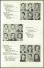1945 Northeast High School Yearbook Page 54 & 55
