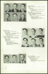 1945 Northeast High School Yearbook Page 56 & 57