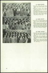 1945 Northeast High School Yearbook Page 72 & 73