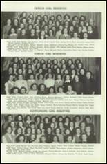 1945 Northeast High School Yearbook Page 84 & 85