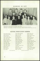 1945 Northeast High School Yearbook Page 88 & 89