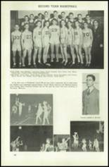 1945 Northeast High School Yearbook Page 92 & 93