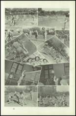 1945 Northeast High School Yearbook Page 98 & 99