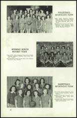 1945 Northeast High School Yearbook Page 102 & 103