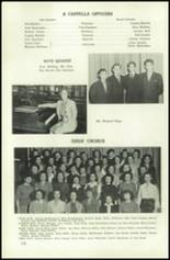 1945 Northeast High School Yearbook Page 114 & 115