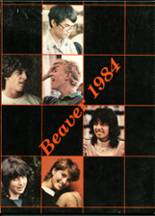 1984 Yearbook Beaverton High School