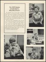 1975 Drumright High School Yearbook Page 10 & 11