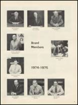 1975 Drumright High School Yearbook Page 12 & 13