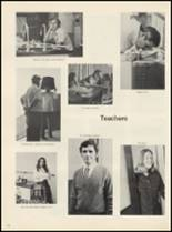 1975 Drumright High School Yearbook Page 16 & 17