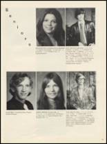 1975 Drumright High School Yearbook Page 18 & 19