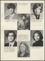 1975 Drumright High School Yearbook Page 20 & 21